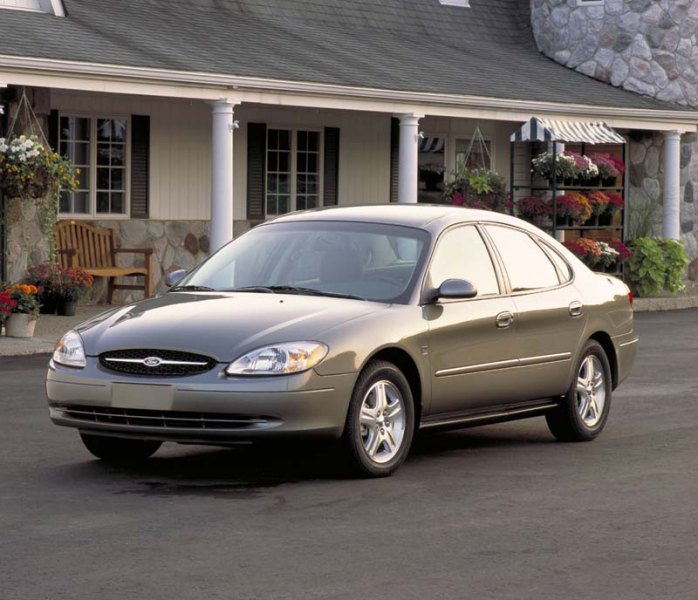 Picture of 2002 Ford Taurus, exterior