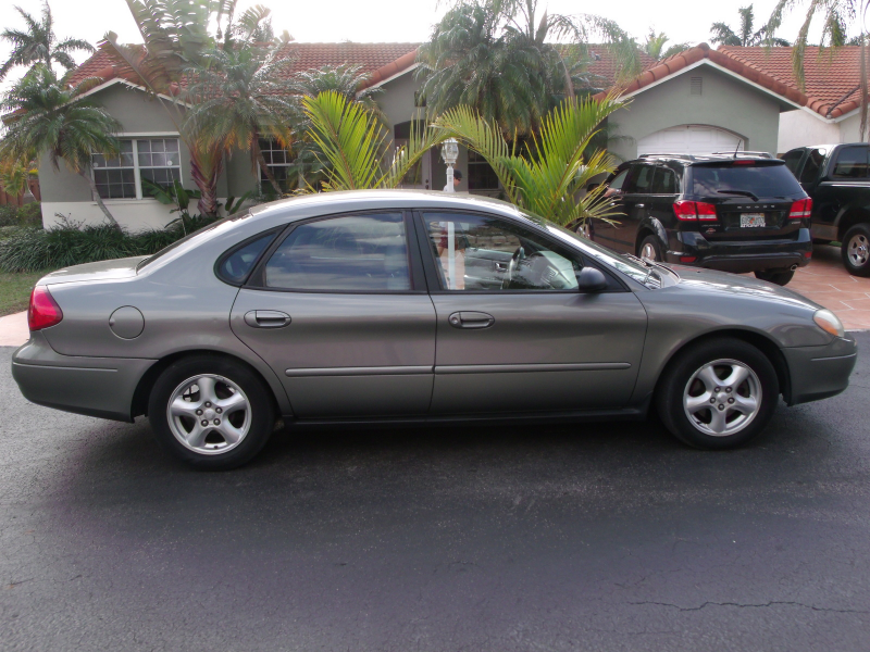 Picture of 2003 Ford Taurus SES, exterior
