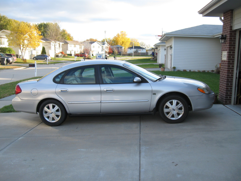 Picture of 2003 Ford Taurus SEL, exterior