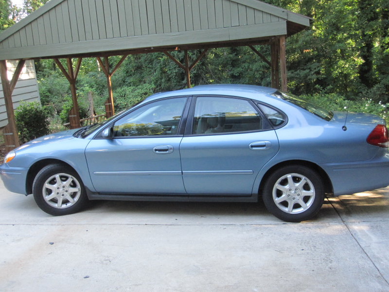 Picture of 2006 Ford Taurus SEL, exterior
