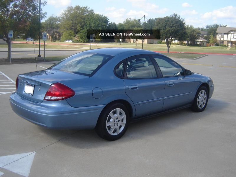 2006 Ford Taurus Se V6 With 3. 0 L - Taurus photo 3