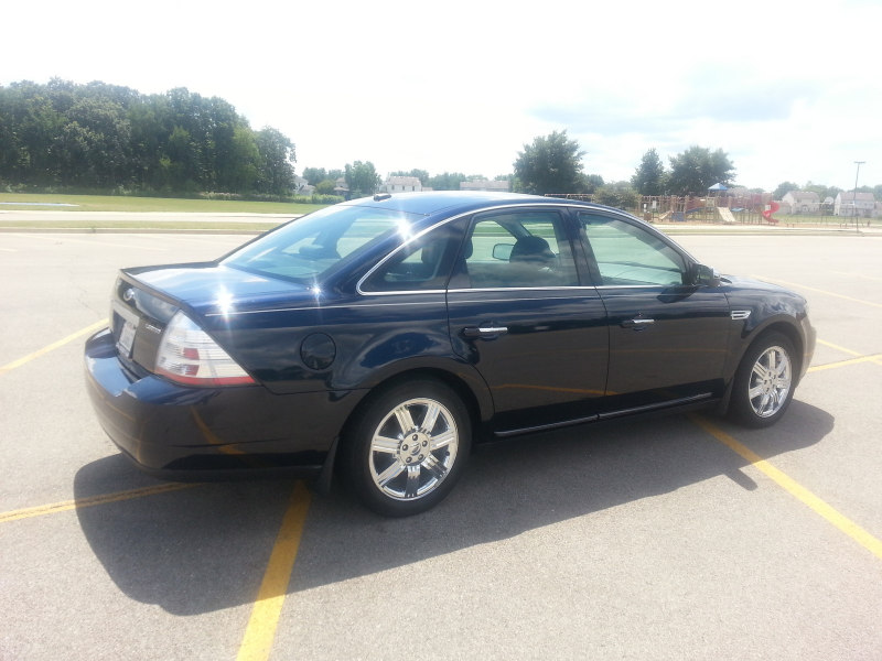 Picture of 2009 Ford Taurus Limited, exterior