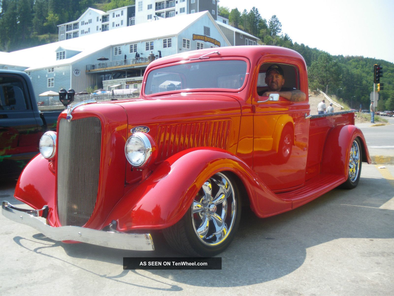 1936 Ford Pickup Other Pickups photo 2