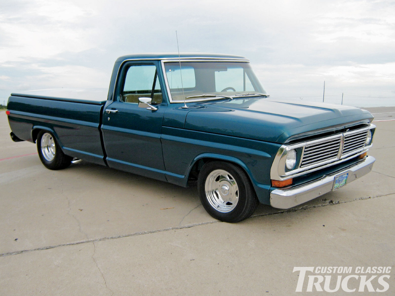 1970 Ford F100 Pickup Truck Restored Vintage Truck