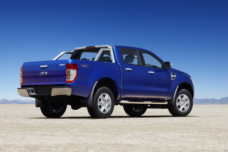 "All-New Ford Ranger Compact Pickup Truck Revealed but it's not for ""U ..."