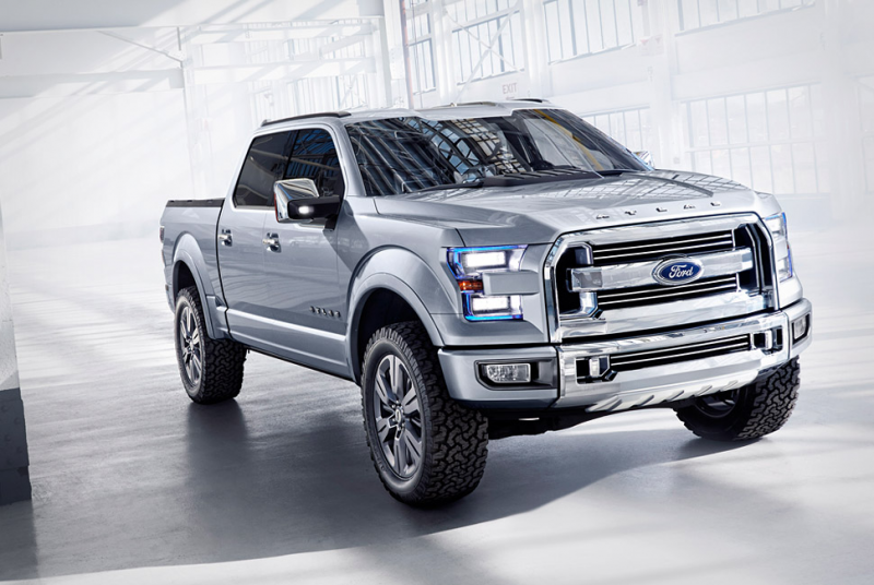 Ford Makes Impressive Technological Advances With Ford Atlas