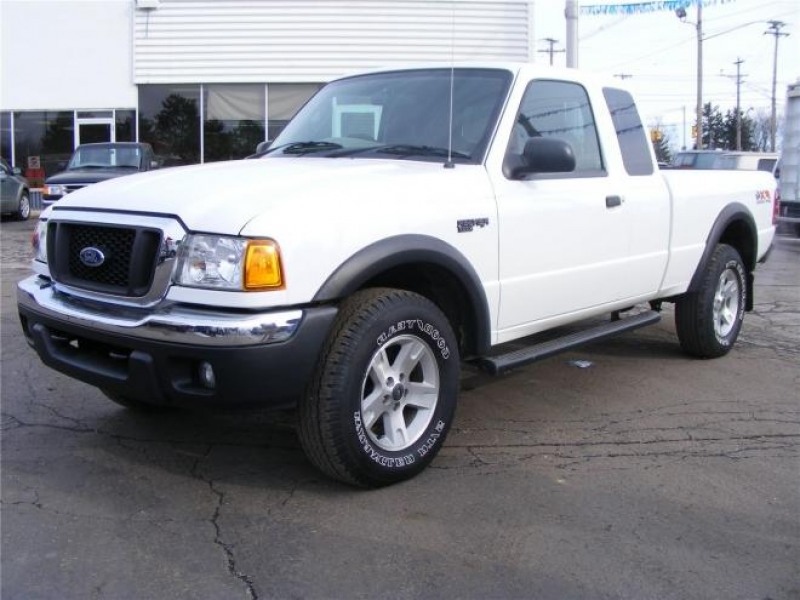 2004 Used Ford Ranger Light Duty Other 4WD Pick-Up Truck For Sale in ...