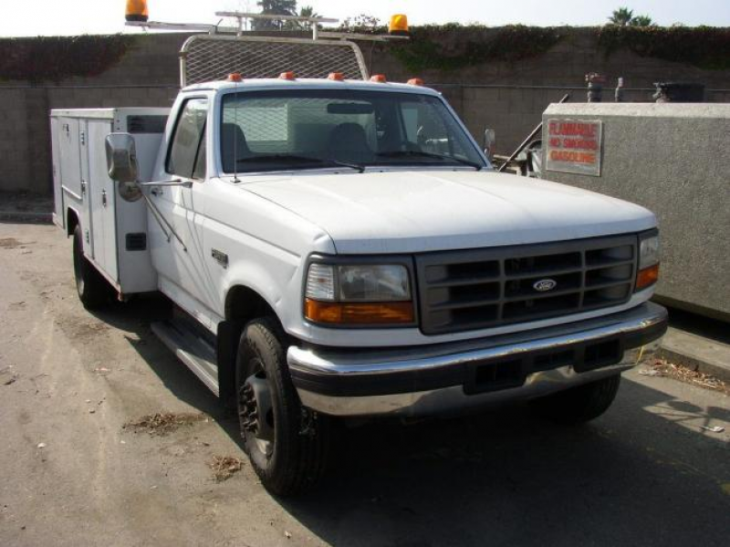 Used 1996 Ford F450 Truck For Sale in Colorado Larkspur