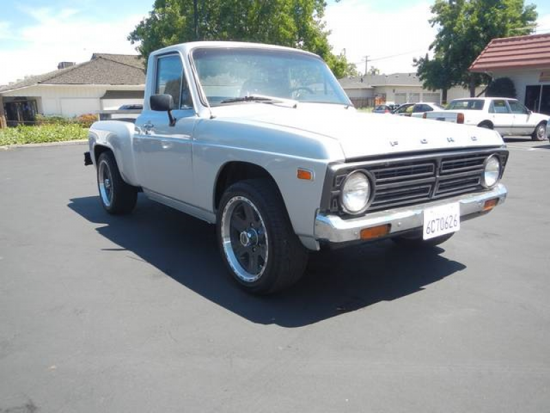 Picture of 1976 Ford Courier, exterior