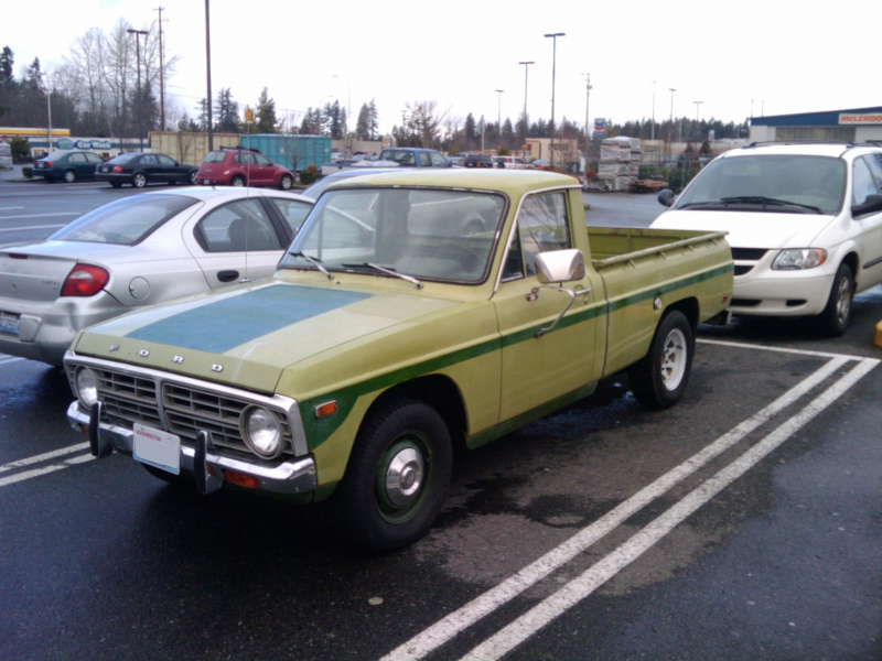 zookiecrew2 1974 Ford Courier 15082872
