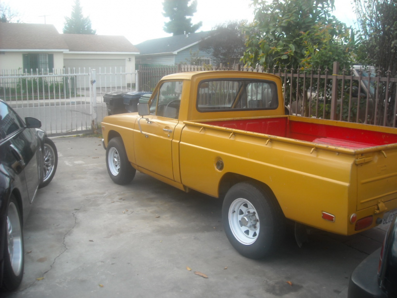 fstsentra's 1974 Ford Courier