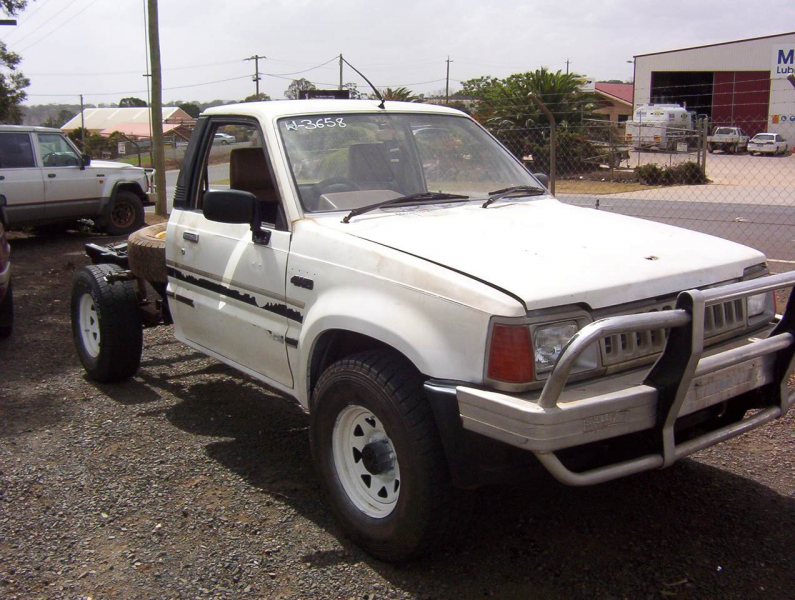 Ford-courier-ute-4x4-parts-exterior