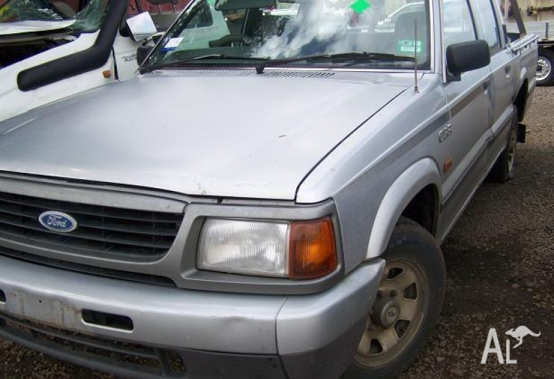 98 ford courier in MELTON SOUTH, Victoria for sale