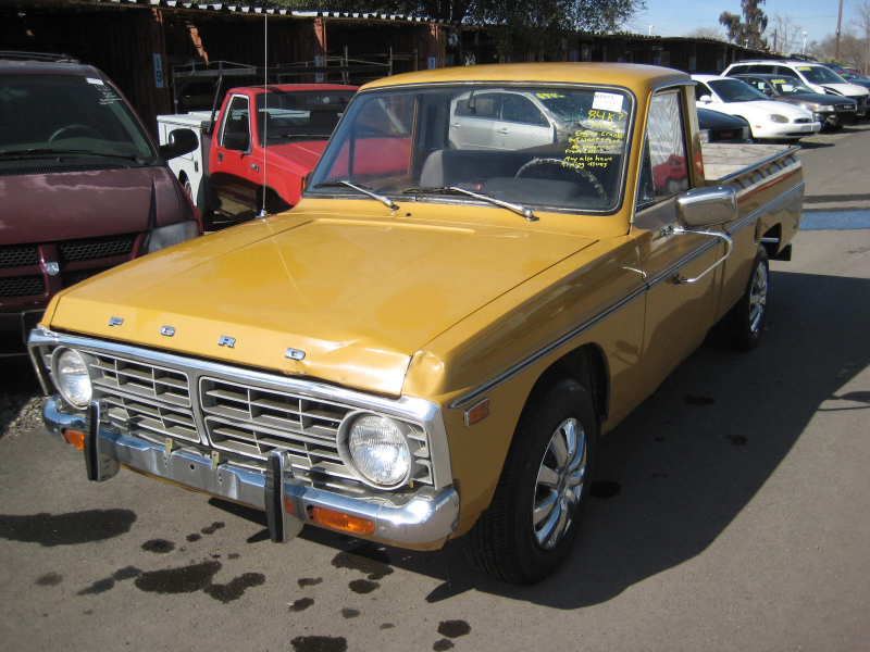 1973 Ford Courier For Sale
