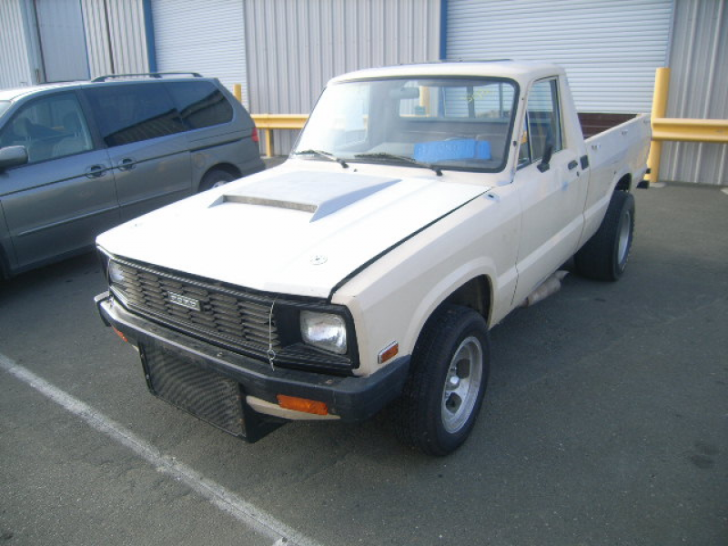 Lot # 10093801 1973 FORD COURIER