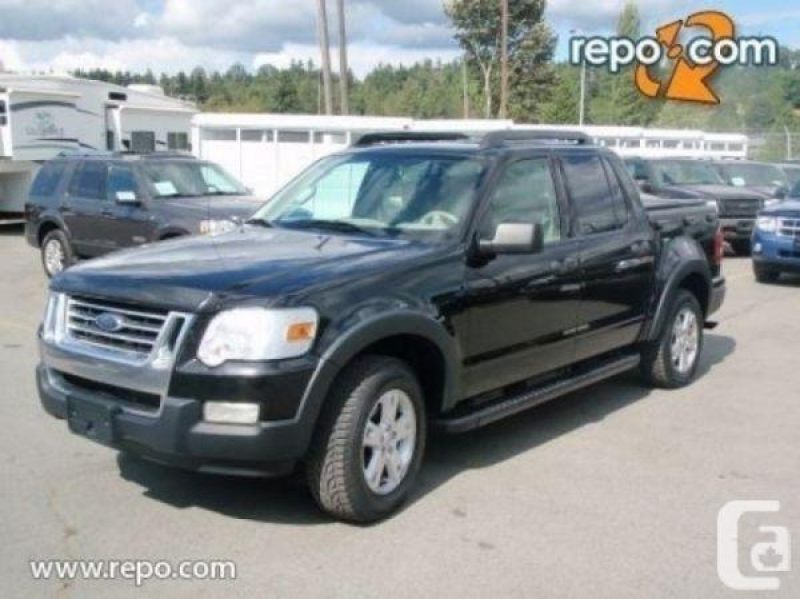 2007 Ford Explorer Sport Trac 4WD 4dr V6 XLT - $13900 (burnaby new ...