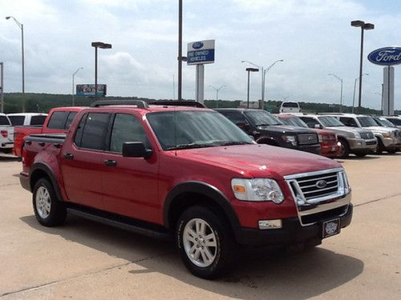 2007 Ford Explorer Sport Trac 4wd 4dr V6 Xlt on 2040cars