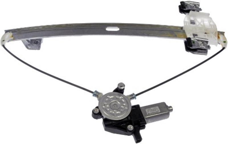 Dorman 751-261 Ford F-150 Rear Passenger Side Power Window Regulator ...