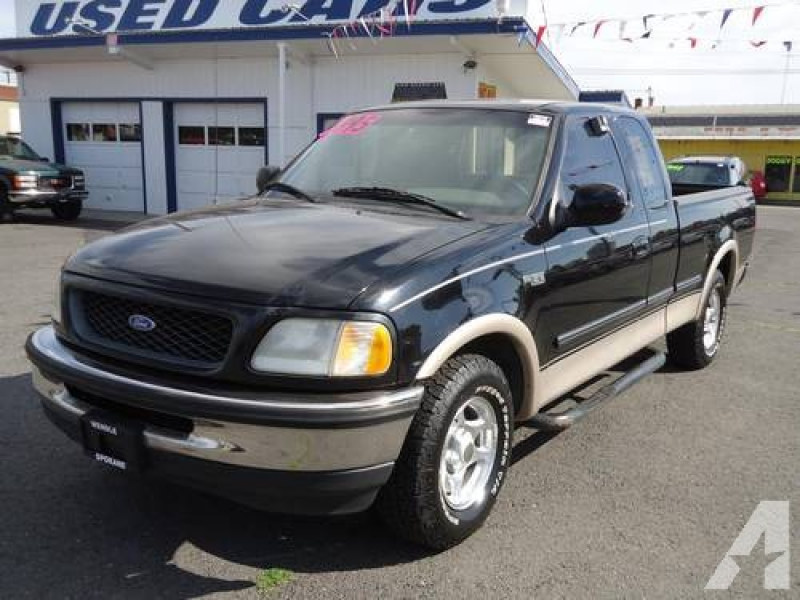 1997 Ford F-150 3 Door Extended Cab Truck Lariat for sale in Spokane ...