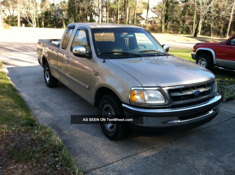 1997 Ford F - 150 Base Extended Cab Pickup 3 - Door 4. 6l F-150 photo ...