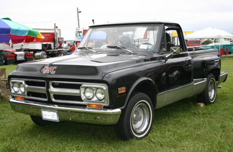 1972 GMC Pickup Trucks