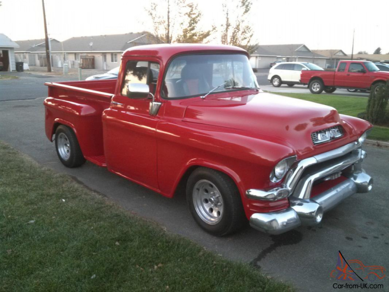 1956 GMC pickup for sale