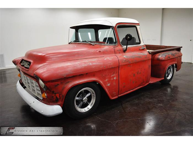 1956 Gmc Pickup Truck picture