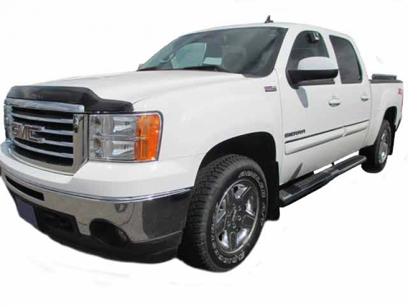 White GMC Sierra 1500