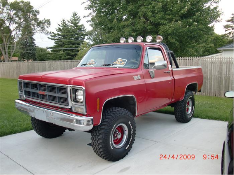 1979 GMC Pickup for Sale http://cheapcars4sale.us/car-detail/1979-GMC ...