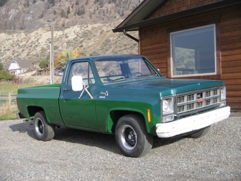 1979 GMC Sierra 1500 Pickup Truck for sale in Kamloops, British ...