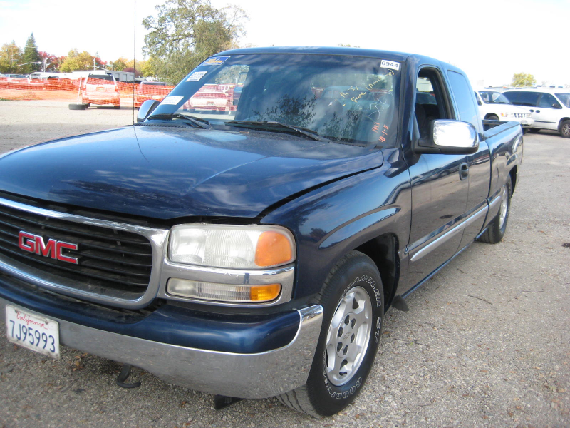 Learn more about GMC Sierra Pickup Parts.