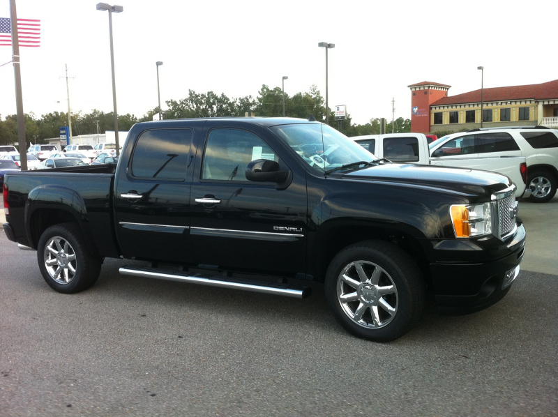Picture of 2011 GMC Sierra 1500 Denali Crew Cab AWD, exterior