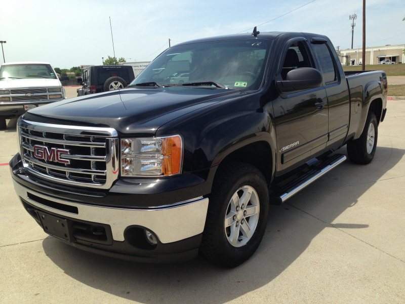 Picture of 2011 GMC Sierra 1500 SLE Ext. Cab 4WD, exterior