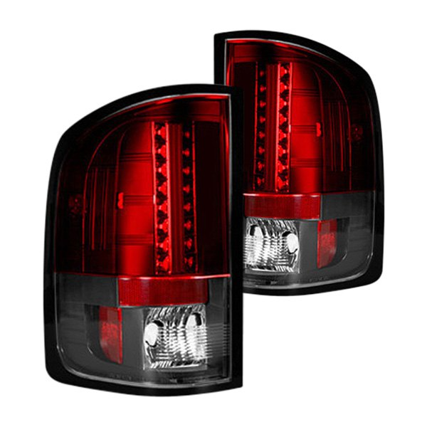 Recon® 264189RD - Red LED Tail Lights