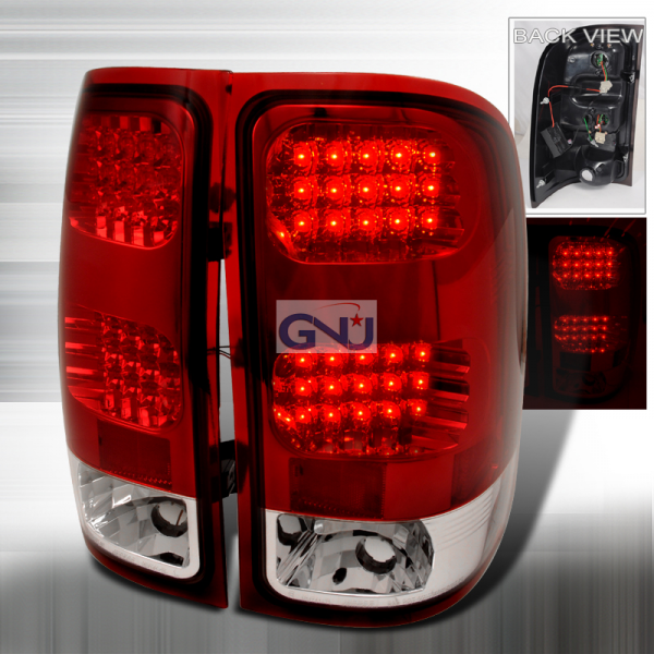 red led tail lights view all gmc sierra tail lights all gmc sierra ...