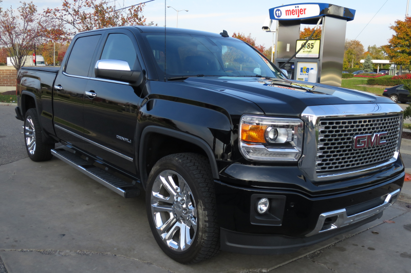 2014 GMC Sierra Denali 1500 4WD Crew Cab Update 4 Photo Gallery