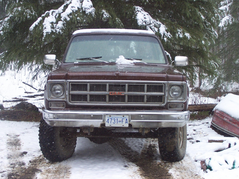 DentedDodge's 1978 GMC Sierra (Classic) 1500 Regular Cab