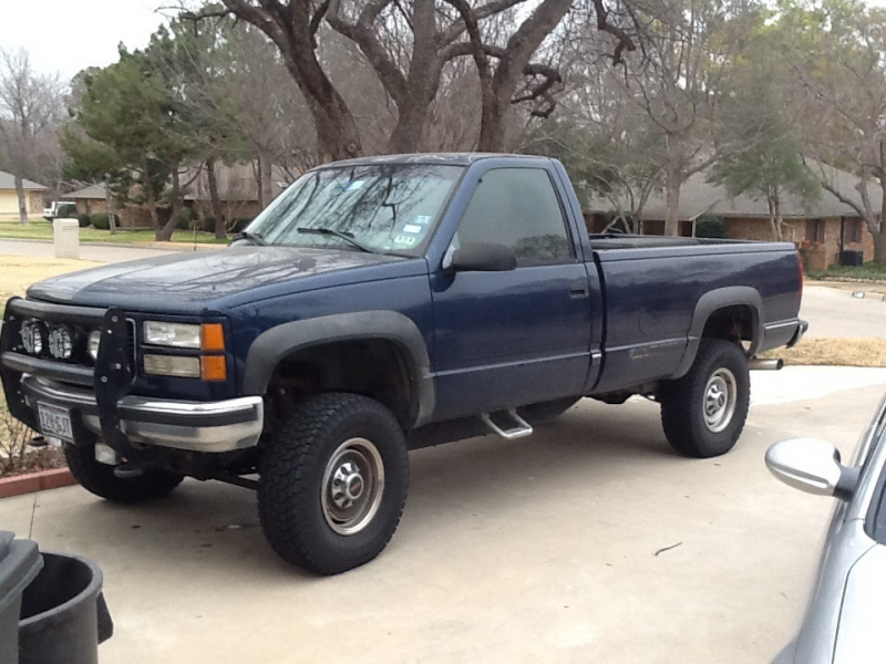 Picture of 1998 GMC Sierra 2500 2 Dr K2500 SLE 4WD Standard Cab LB HD ...
