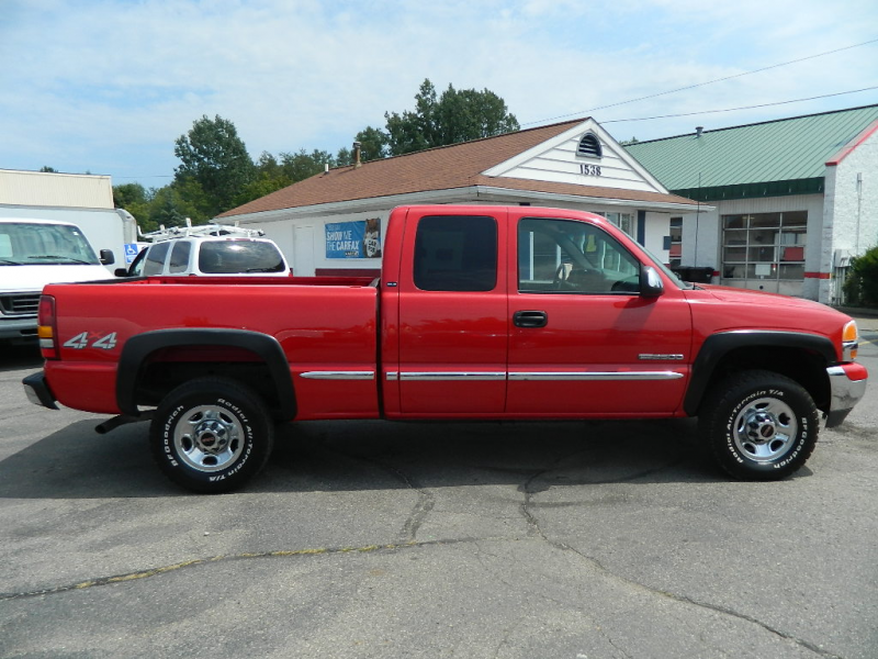 Picture of 2000 GMC Sierra 2500 3 Dr SL 4WD Extended Cab LB HD ...
