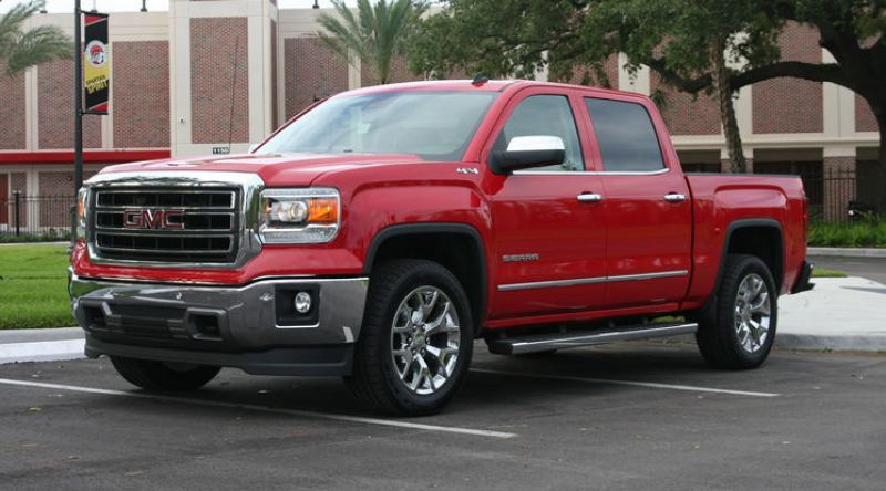 The Daily Drivers: 2014 GMC 1500 Sierra pickup 4x4 changes the rules