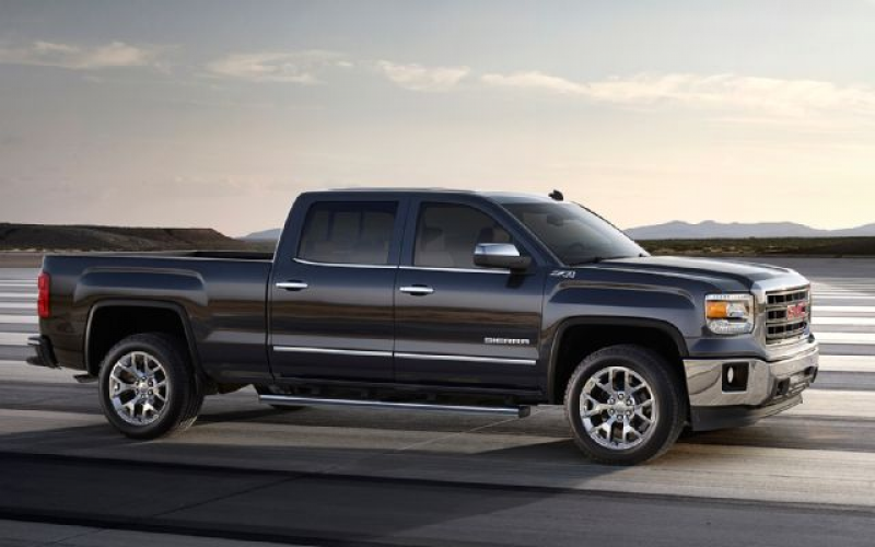 2014 GMC Sierra: Charting the Changes