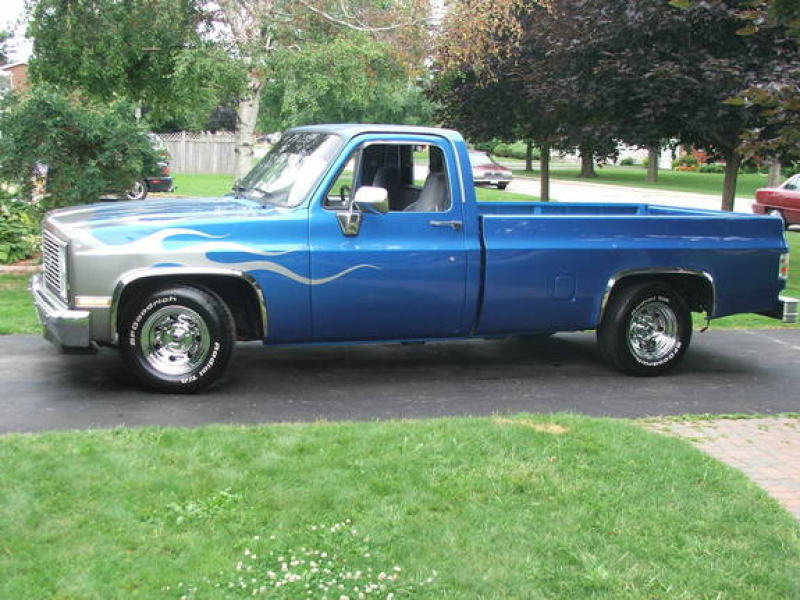 86bigblue's 1986 GMC Sierra 1500 Regular Cab
