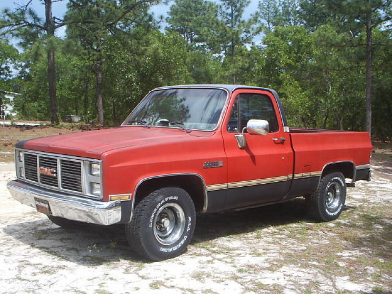 Another EarlyZ28 1986 GMC Sierra (Classic) 1500 Regular Cab post...