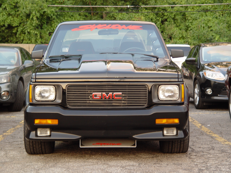 turbo gmc syclone