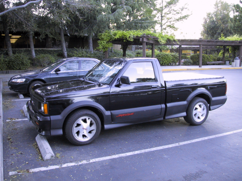 1991 GMC Syclone Pictures