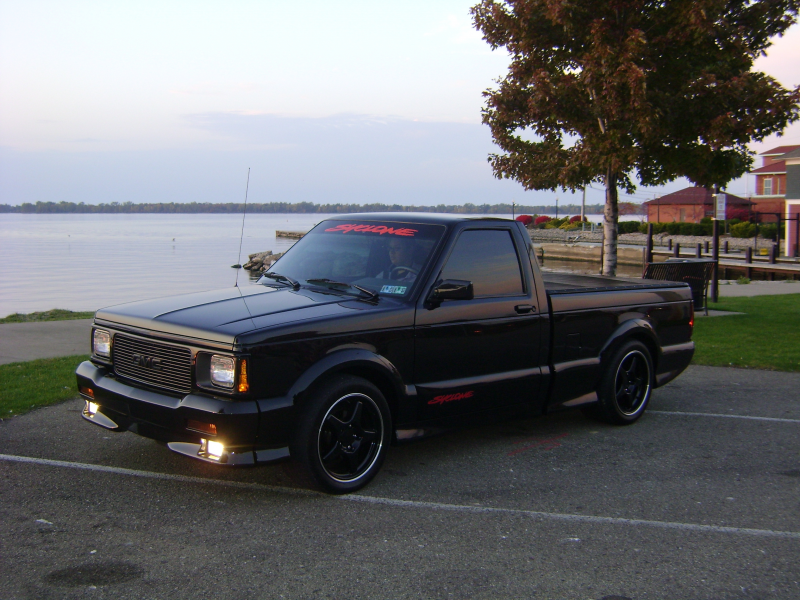 syclone2673 1991 GMC Syclone 12901798