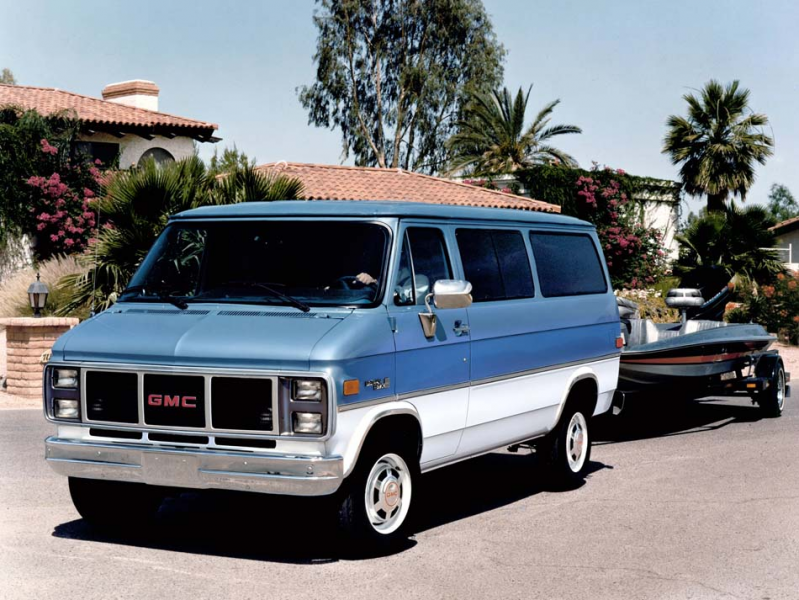 GMC Vandura Rally STX | reference picture