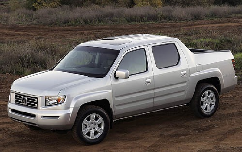2007 Honda Ridgeline - Consumer Reviews