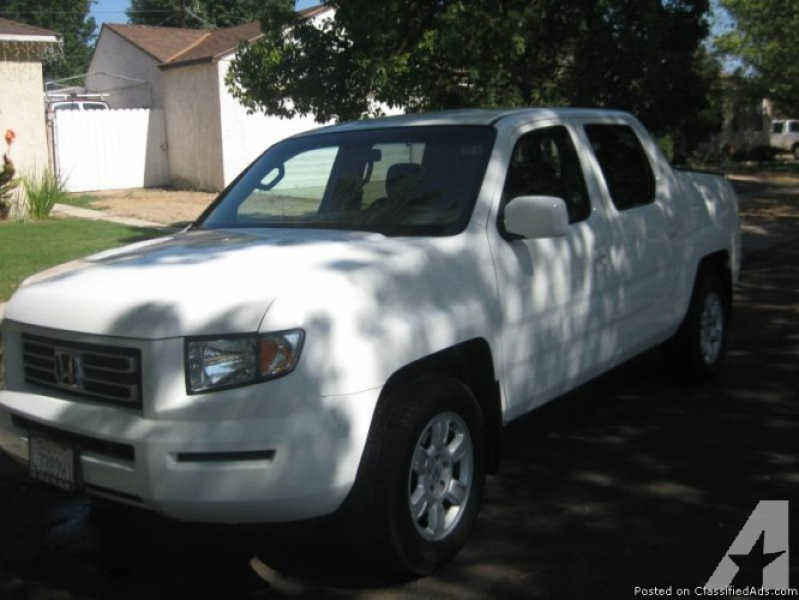2006 HONDA RIDGELINE TRUCK for sale in Van Nuys, California