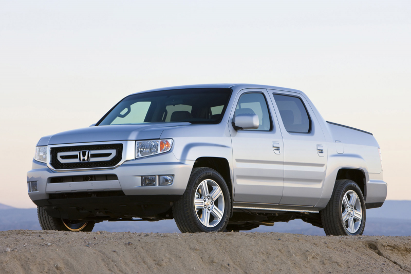 ... pickup truck market honda introduced its own honda ridgeline this mid